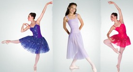 Body Wrappers - Skirts and Tutus