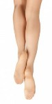 capezio 1808c childrens ultra shimmery footed tights