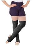 body wrappers 198 adult stirrup leg warmers