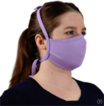 eurotard m1901 ppe reusable cotton face mask and n95 mask cover for corona virus protection